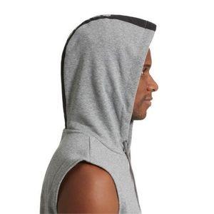 18c6853396c38 Puma Shirts - Puma Men s Rebel Sleeveless HD TR Gray Hoodie